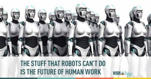 robots, jobs, future of work, AI