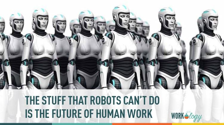 robots, jobs, future of work, AI