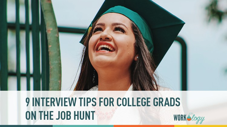 new grads, interview tips
