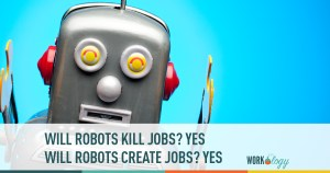 robots, automation, robots kill jobs, robots create jobs