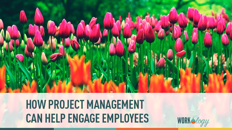 project management, employee engagement