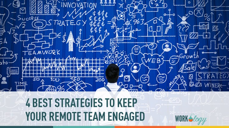 remote teams, employee engagement