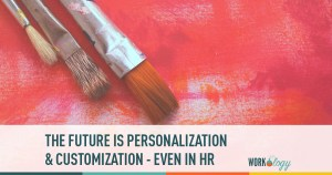 The Future Is Personalization and Customization
