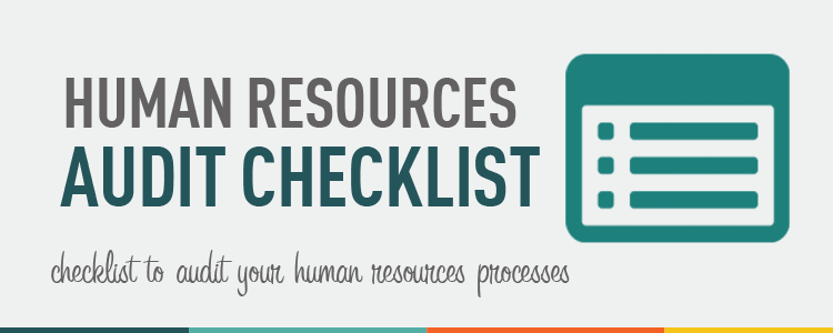never miss a detail with our hr audit checklist