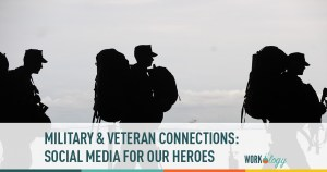 Military and Veteran Connections: Social Media for our Heroes and Families