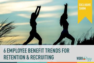 6 Employee Benefit Trends in 2017 #SHRM17