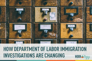 Labor Department Immigration Investigations Are Changing