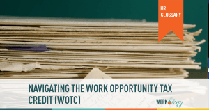 work opportunity tax credit, wotc