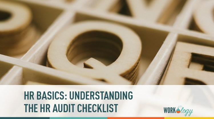 Understanding the HR Audit Checklist