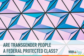 Are Transgender People a Federal Protected Class?