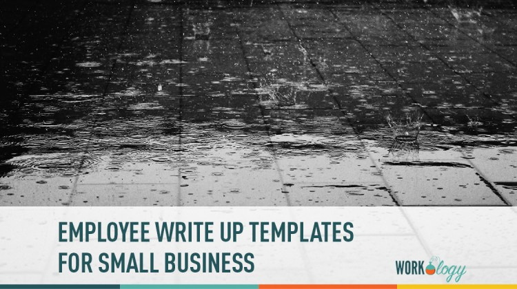 write up templates for small business