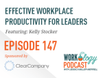 effective workplace productivity for leaders