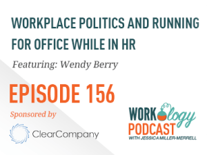 workplace politics and running for office while in hr