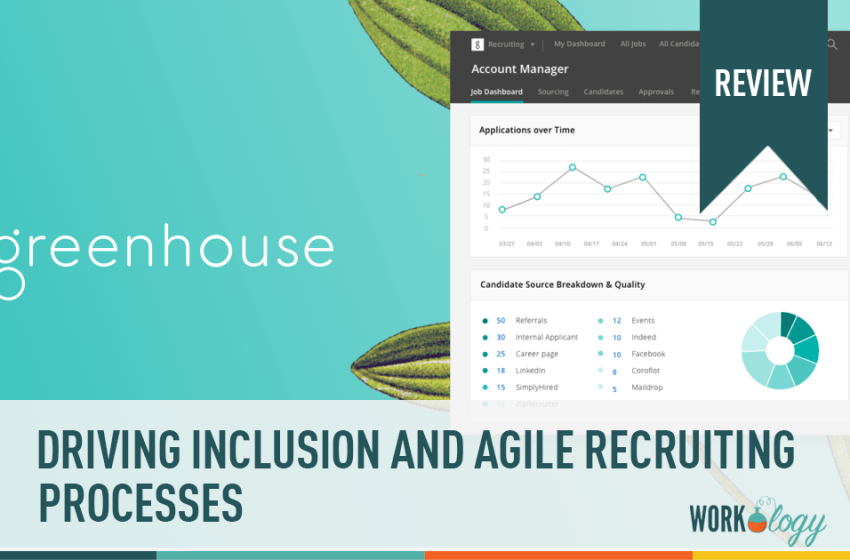 Greenhouse Drives Inclusion and Elevates Agile Recruiting Processes