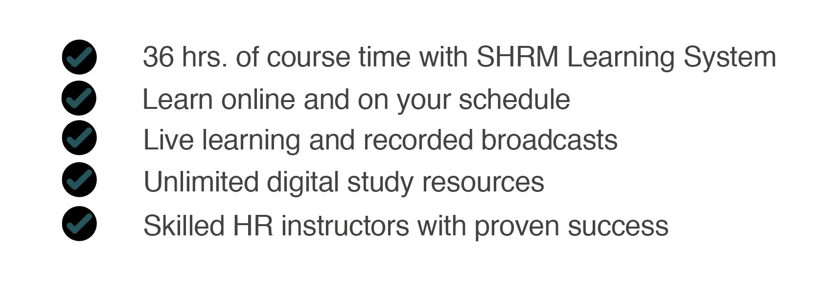 Hr Certification Prep Workology