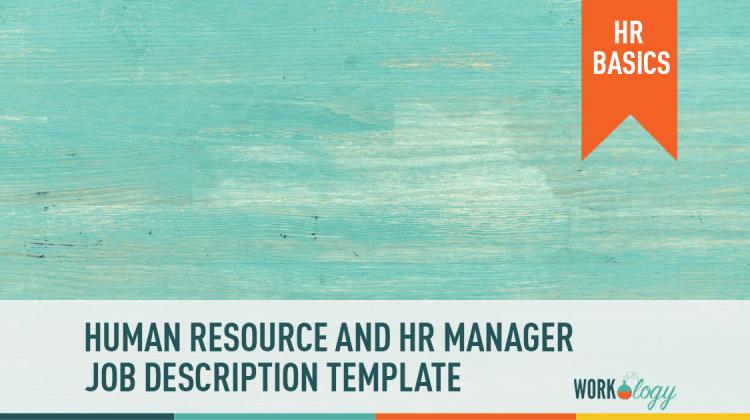 b10663f071 Human Resource Manager Job Description [Template] | Workology