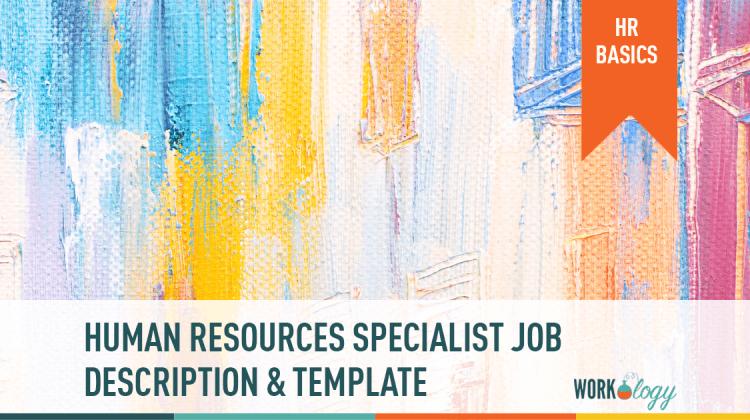 hr specialist human resources job description