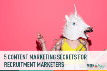 content marketing recruitment marketing recruiting