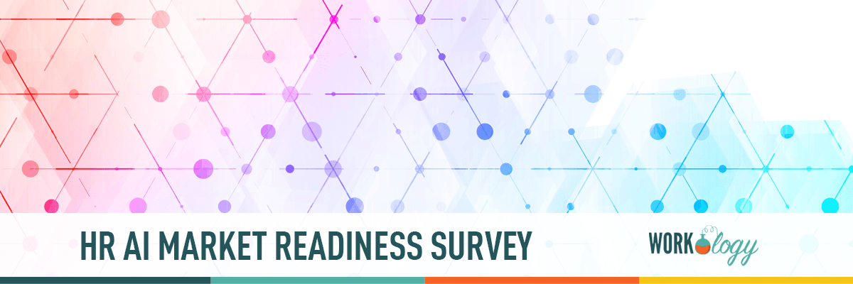 HR AI market readiness survey artificial intelligence human resources