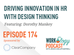 Ep 174 – Design Thinking in Human Resources
