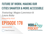 Ep 178 – Making Our Cities Smarter & More Accessible