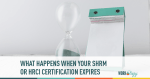 What Happens When Your SHRM or HRCI Certification Expires