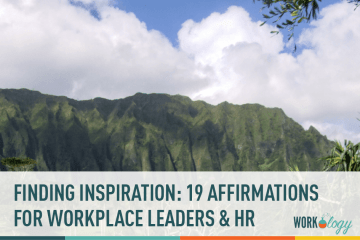 workplace leadership hr affirmations leader