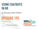 Ep 193: Using Chatbots and AI in #HR