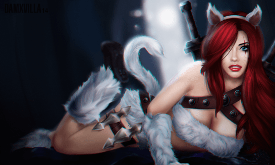 sexy_katarina_hd_kitty_cat_lol