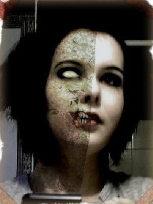 Half_Mia_half_zombie_by_MiaVainMunster