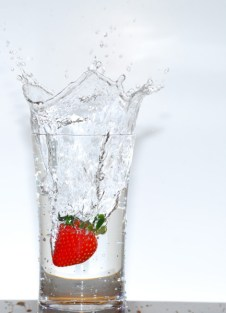 Glass of Water for Weight Loss