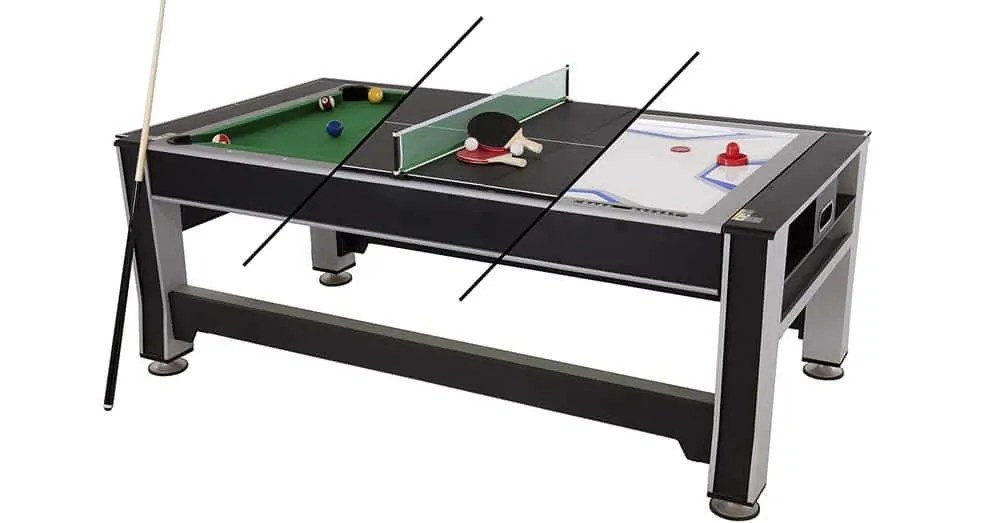 Triumph Sports Rotating Combo Table Review