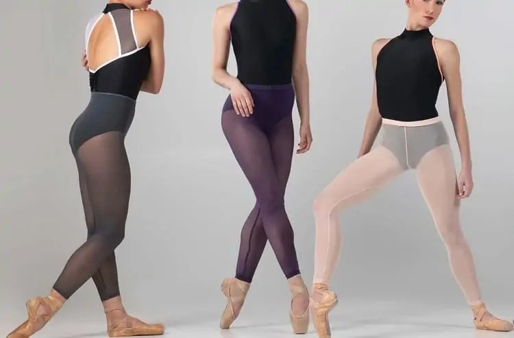 tights for ballet