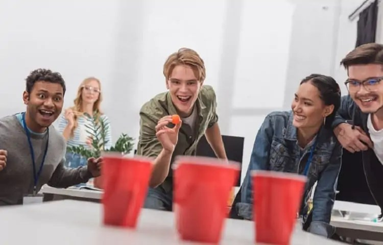 improve beer pong skills