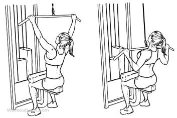 Image result for Lateral Pull-Down