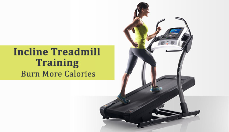 Incline Treadmill Training: Burn More Calories