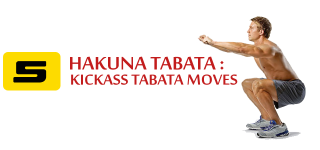Learn Tabata Moves