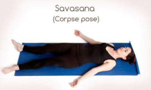 savasana yoga pose for ultimate relaxation