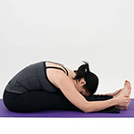 Seated Forward Bend Pose (Paschimottanasana) thumbnail