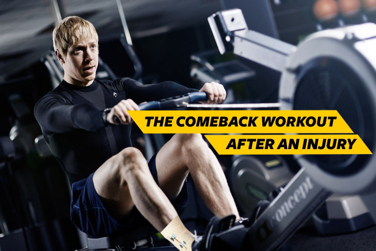 The Comeback Workout After An Injury