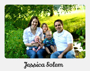 Thrifty nifty mommy jessica solem