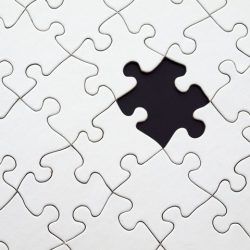 cultural fit as depicted by a missing jigsaw piece