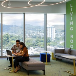 Workplace design and wellbeing