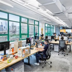 Many people would prefer conventional offices to flexible office space