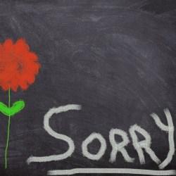 sorry blackboard