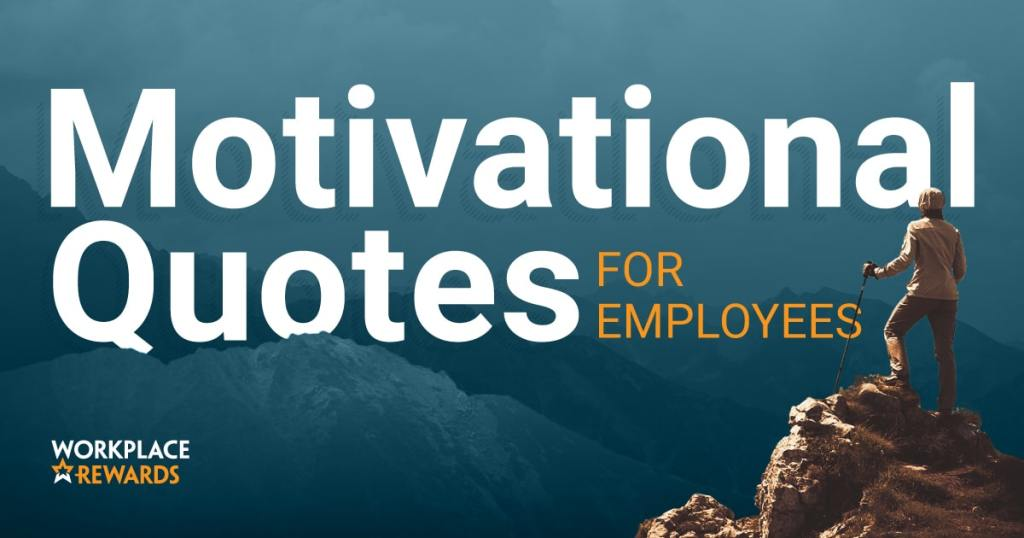 motivational quotes for employees