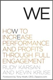 we how to increase performance profits through full engagement