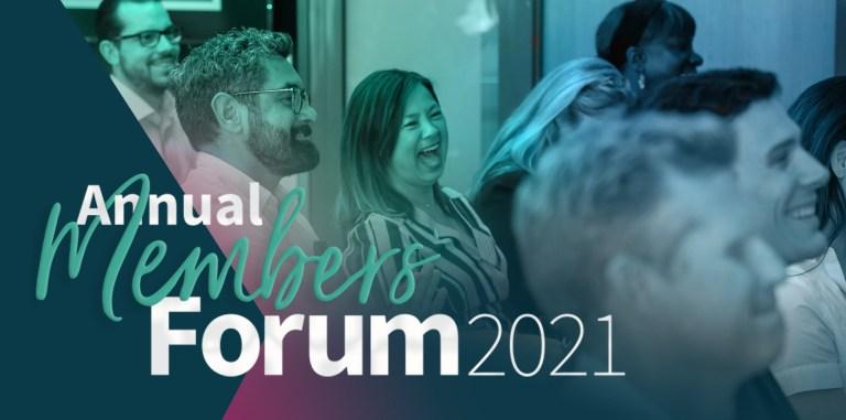 Annual Members Forum 2021