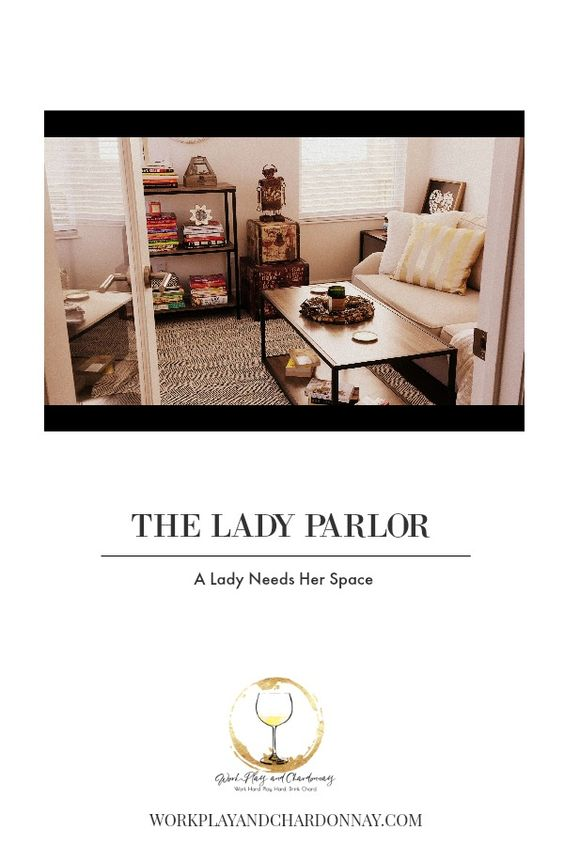 Lady Laurie and Her Lady Parlor
