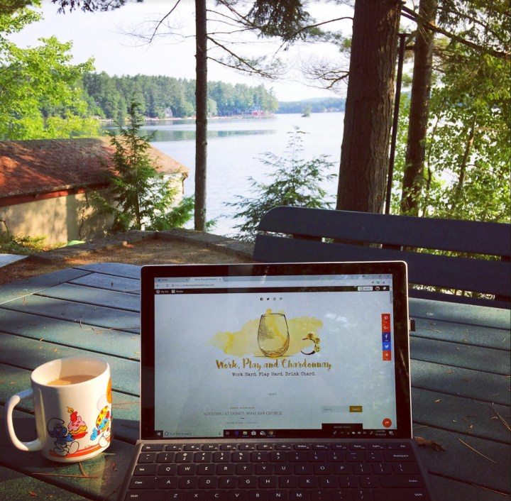 Work Play and Chardonnay:  August Round-up
